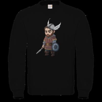 Motiv: Sweatshirt FAIR WEAR - Let's Plays - Nubor - Chibi