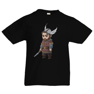 Motiv: Kids T-Shirt Premium FAIR WEAR - Let's Plays - Nubor der Schildlose - Chibi