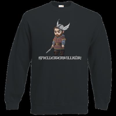 Motiv: Sweatshirt Classic - Let's Plays - Nubor Spielleiterwillkür - Chibi