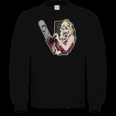 Motiv: Sweatshirt FAIR WEAR - Spiele mit Bart - Dolly