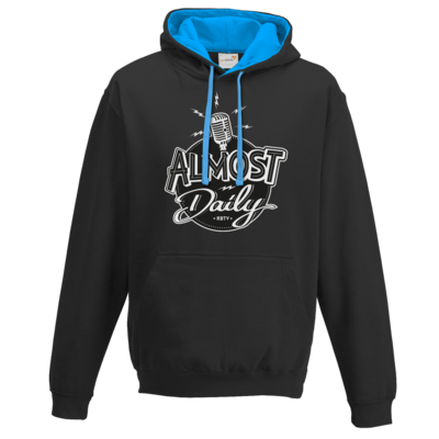 Motiv: Two-Tone Hoodie - Almost Daily