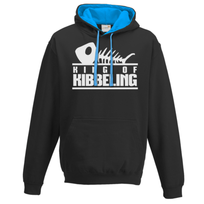 Motiv: Two-Tone Hoodie - Dead by Daylight - King of Kibbeling