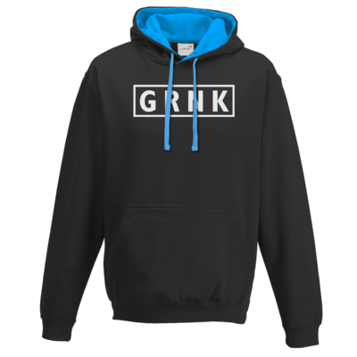 Motiv: Two-Tone Hoodie - Grnk