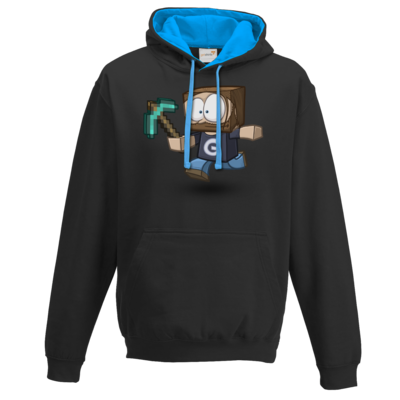 Motiv: Two-Tone Hoodie - Gronkhcraft