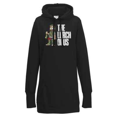 Motiv: Lady Longline Hoodie - The Lurch of us
