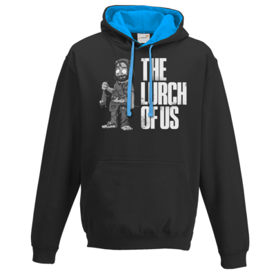 Motiv: Two-Tone Hoodie - The Lurch of us s/w
