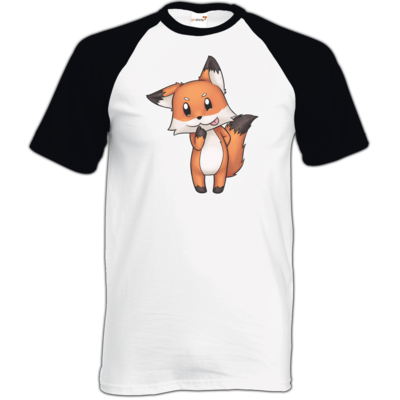 Motiv: TShirt Baseball - Syrenia - Fox 1