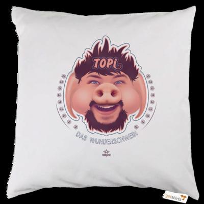 Motiv: Kissen - TOPI Wunderschwein