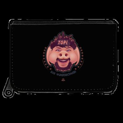 Motiv: Geldboerse - TOPI Wunderschwein