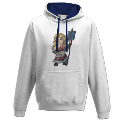Motiv: Two-Tone Hoodie - Let's Plays - Leeta - Chibi