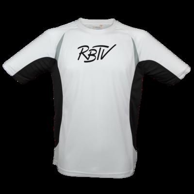 Motiv: Laufshirt Running T - RBTV - Oldschool Logo