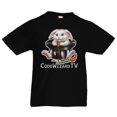 Motiv: Kids T-Shirt Premium FAIR WEAR - CodeWizardTV - Moppel