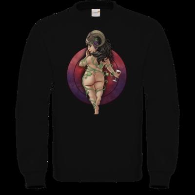 Motiv: Sweatshirt FAIR WEAR - Götter - Rahja - Chibi
