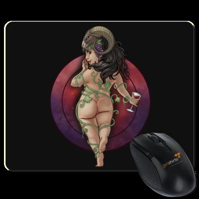 Motiv: Mousepad Textil - Götter - Rahja - Chibi