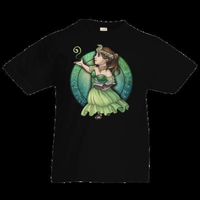 Motiv: Kids T-Shirt Premium FAIR WEAR - Götter - Hesinde - Chibi