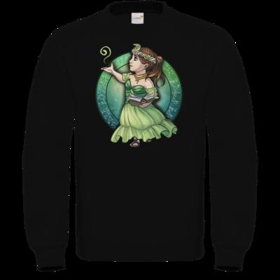 Motiv: Sweatshirt FAIR WEAR - Götter - Hesinde - Chibi