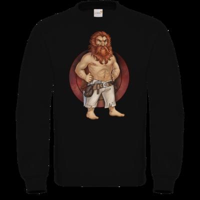 Motiv: Sweatshirt FAIR WEAR - Götter - Ingerimm - Chibi