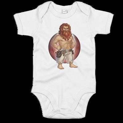 Motiv: Baby Body Organic - Götter - Ingerimm - Chibi