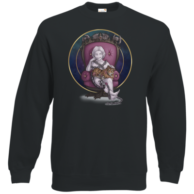Motiv: Sweatshirt Classic - Götter und Dämonen - Namenloser - Chibi