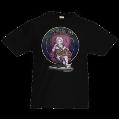 Motiv: Kids T-Shirt Premium FAIR WEAR - Götter und Dämonen - Namenloser - Chibi
