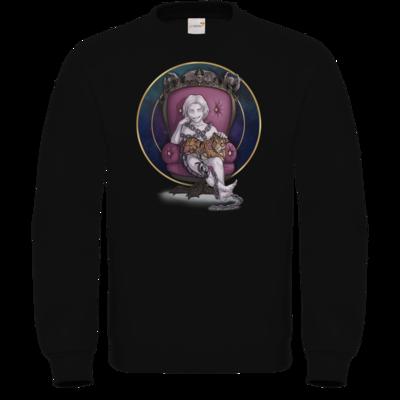 Motiv: Sweatshirt FAIR WEAR - Götter und Dämonen - Namenloser - Chibi