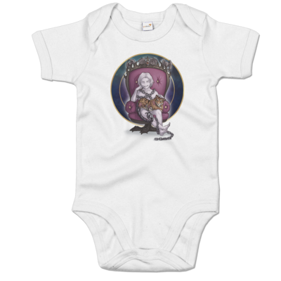 Motiv: Baby Body Organic - Götter und Dämonen - Namenloser - Chibi