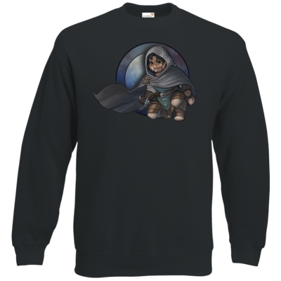Motiv: Sweatshirt Classic - Götter - Phex - Chibi