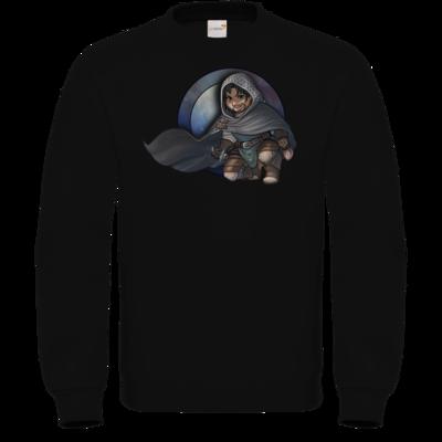 Motiv: Sweatshirt FAIR WEAR - Götter - Phex - Chibi
