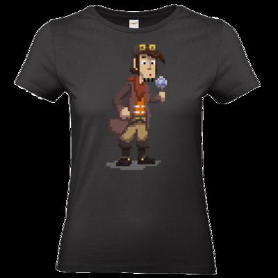 Motiv: T-Shirt Damen Premium FAIR WEAR - Deponia - Pixelrufus