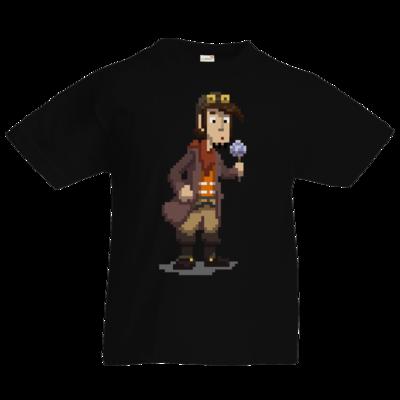 Motiv: Kids T-Shirt Premium FAIR WEAR - Deponia - Pixelrufus