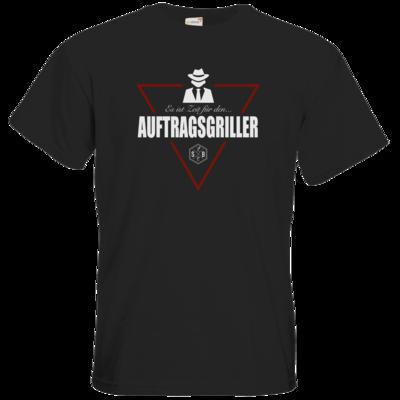 Motiv: T-Shirt Premium FAIR WEAR - SizzleBrothers - Grillen - Auftragsgriller