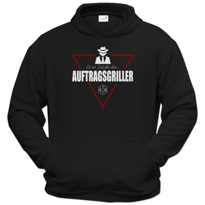 Motiv: Hoodie Classic - SizzleBrothers - Grillen - Auftragsgriller