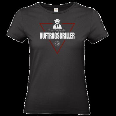 Motiv: T-Shirt Damen Premium FAIR WEAR - SizzleBrothers - Grillen - Auftragsgriller