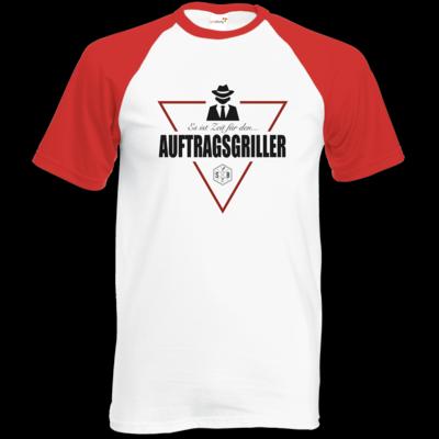 Motiv: Baseball-T FAIR WEAR - SizzleBrothers - Grillen - Auftragsgriller