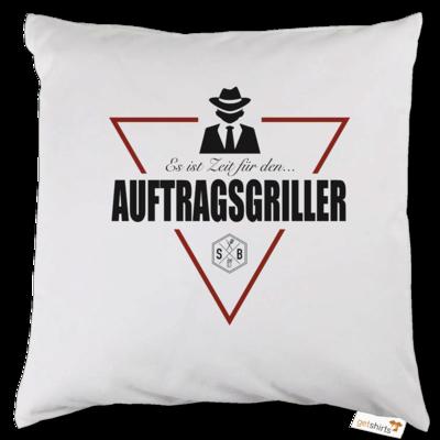 Motiv: Kissen - SizzleBrothers - Grillen - Auftragsgriller