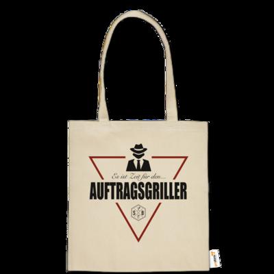 Motiv: Baumwolltasche - SizzleBrothers - Grillen - Auftragsgriller