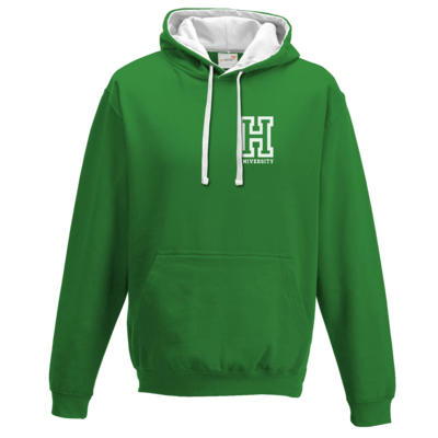 Motiv: Two-Tone Hoodie - CampusStore - H-University