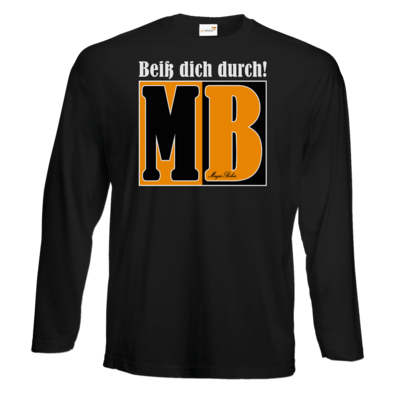 Motiv: Exact 190 Longsleeve FAIR WEAR - Beiss dich durch