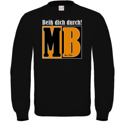 Motiv: Sweatshirt FAIR WEAR - Beiss dich durch