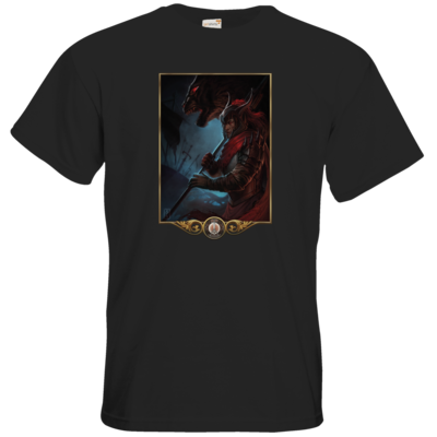 Motiv: T-Shirt Premium FAIR WEAR - Götter - Kor