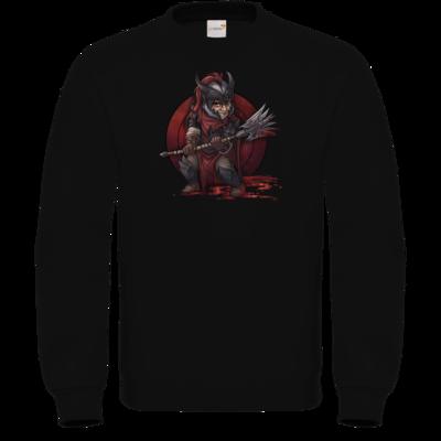 Motiv: Sweatshirt FAIR WEAR - Götter - Kor - Chibi
