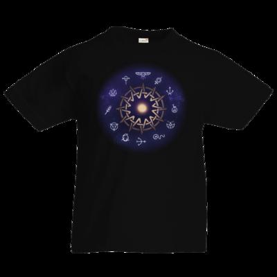 Motiv: Kids T-Shirt Premium FAIR WEAR - Götter - Zwölfgötterkreis