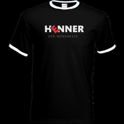 Motiv: T-Shirt Ringer - Logo