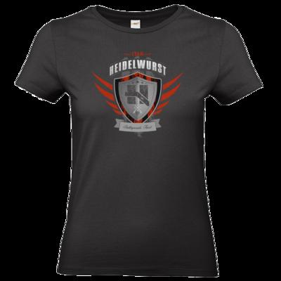 Motiv: T-Shirt Damen Premium FAIR WEAR - Team Heidelwurst