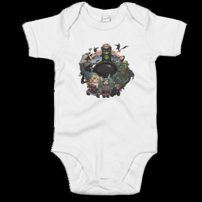Motiv: Baby Body Organic - Let's Plays - Das Buch Der Abenteuer - Chibi