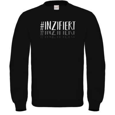Motiv: Sweatshirt FAIR WEAR - Inzifiert