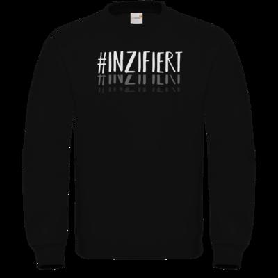 Motiv: Sweatshirt FAIR WEAR - Inzifiert