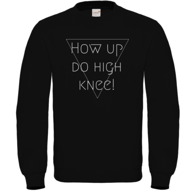 Motiv: Sweatshirt FAIR WEAR - High Knee