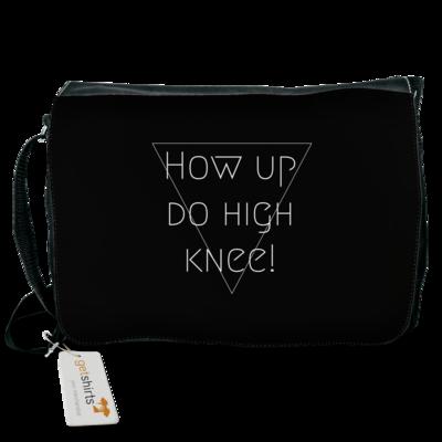 Motiv: Schultertasche - High Knee