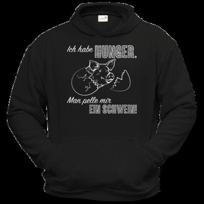 Motiv: Hoodie Classic - Sizzle Brothers - Grillen - Schwein pellen